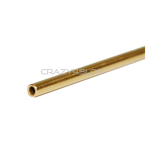 Hollow Axle Golden Treatment 54mm