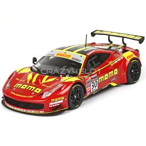 Ferrari 458 GT3 Italia Momo Red