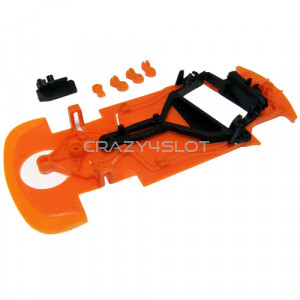 Chassis Kit Aw Orange Ferrari 458 GT3 Italia