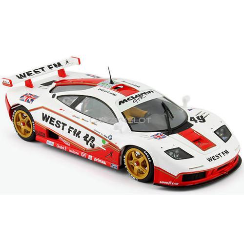 McLaren F1 GTR 24h Le Mans 1995 n.49 Team West Compet
