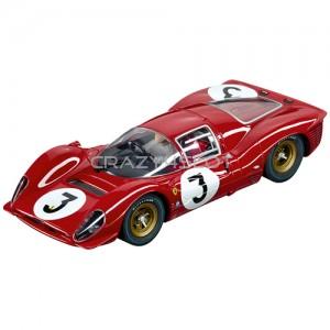 Ferrari 330P4 n.03 Monza 1967
