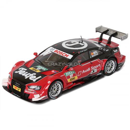 Audi A5 DTM A.Molina n.17