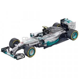 Mercedes-Benz F1 W05 Hybrid N.Rosberg n.6