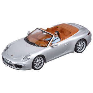 Porsche 911 Carrera S Cabriolet Silver