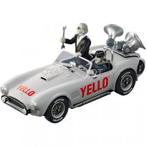 Shelby Cobra 289 1963 Yello Limited Edition + Cd
