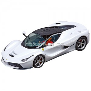 Ferrari 'La Ferrari' White