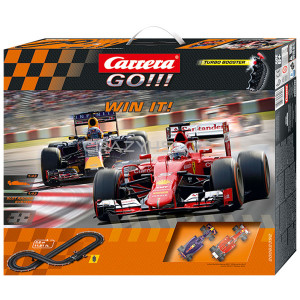 Carrera GO Win It Set