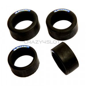 Tyres 1:24 for Audi R8 LMS