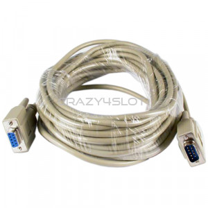 Serial Cable 10 Meters DS to PC