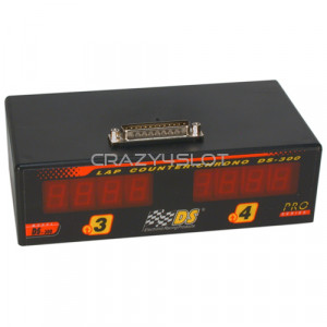 DS 300 PRO Lap Counter for Lanes 3 and 4