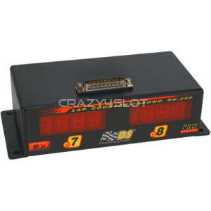 DS 300 PRO Lap Counter for Lanes 7 and 8
