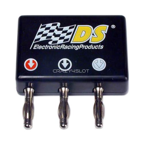 DS Plug with 4mm Bananas