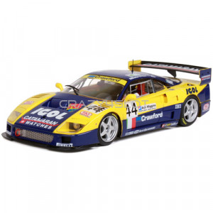 Ferrari F40 24Hrs Le Mans 1996 #44