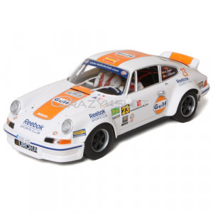 Porsche 911 RSR Rally Madrid 2013