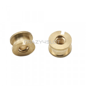 "Eccentric Bushings for 3/32"" Axle"