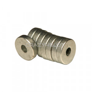 Magnets for Suspensions