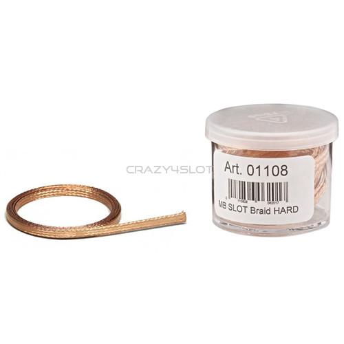 Hard Copper Braid 1 meter