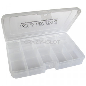 Plastic Box with 10 Compartments