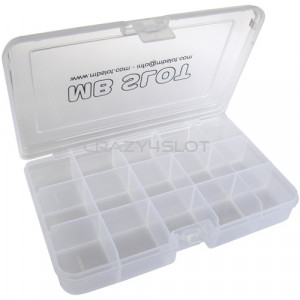 Plastic Box with 15 Compartments