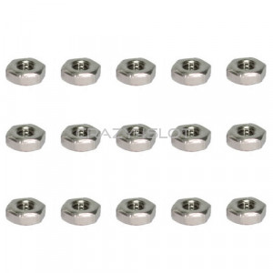 Stainless Steel M2 Nuts