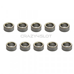 Spacers 2mm for 3mm Axle