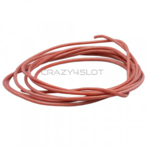 Flexible Silicon Red Wire