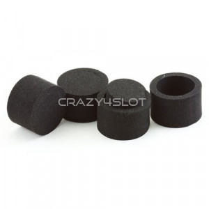 Sponge Tires 28.5x16mm 30 Shore for Wheel 21mm