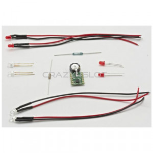 Complete Xenon Light Kit