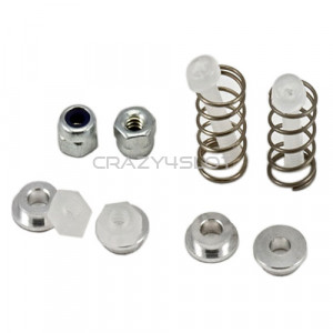 Nylon Suspensions with Springs