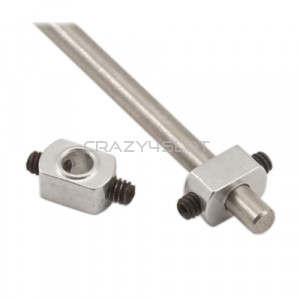 Aluminium Stopper for 3/32 Axles
