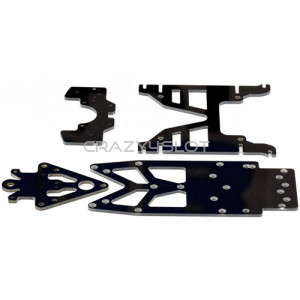 FR4 Chassis for 1/24 BMW M3 GT2