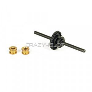 Rear Axle Kit 49 mm