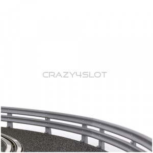 Crash Barriers Grey