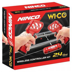 Wireless WiCo 2.4 Ghz Controllers Kit
