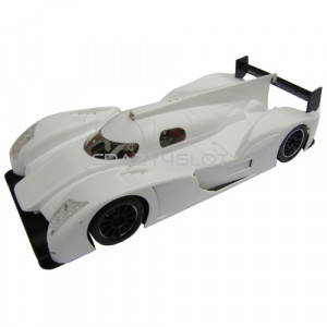 Audi R18 TDI White Kit