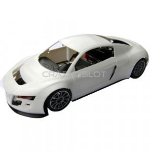 Audi R8 White Kit