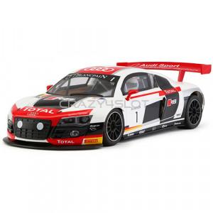 Audi R8 LMS Winner Spa Francorchamps 2014