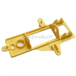 Inline Evo2 Extralight Yellow Motor Mount