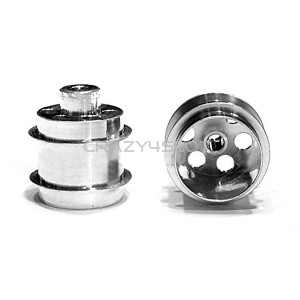 Rear Aluminium Wheels F1 Air System
