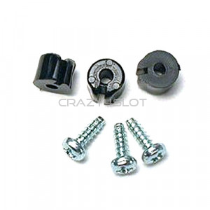 Plastic Cups & Screws for Motor Mounts