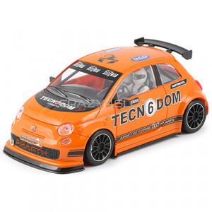 Fiat Abarth 500 Assetto Corse Tecnodom #6