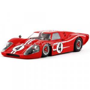 Ford MK IV Limited Edition n.4 Red