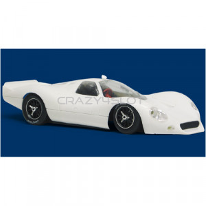 Ford P68 Alan Mann White Kit