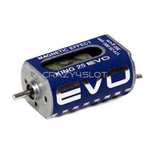 King Motor Evo 25.000 rpm Magnetic Effect