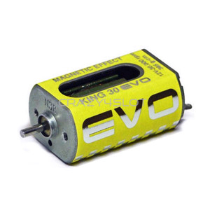 King Motor Evo 30.000 rpm Magnetic Effect
