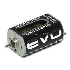 King Motor Evo 38.000 rpm Magnetic Effect