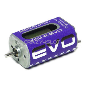 King Motor Evo 46.000 rpm Magnetic Effect