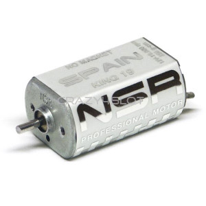 Spanish King Motor 19.000 rpm No Magnetic Effect