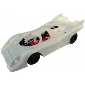 Porsche 917K Double Fin White Kit