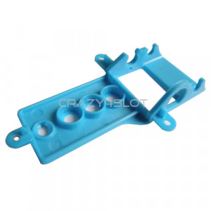 Sidewinder Soft Blue Motor Mount